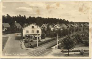 Spårvagnshållplats Tyresövägen