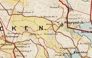 Häradskartan 1871