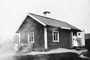 Kärrtorp år 1909