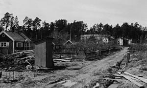 Skarpnäcks gamla skola