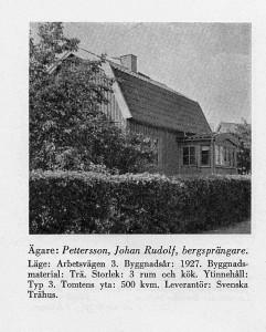 Ur Stockholms Villastäder 1943