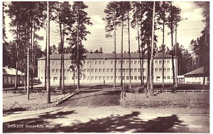 Gamla skolan 1930-tal.