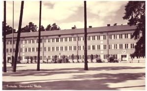 Gamla skolan 1940-talet